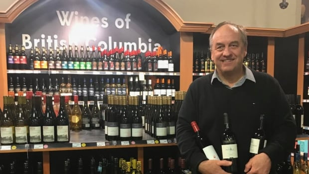 """B.C. Green Party Leader Andrew Weaver called this his """"response to Notley's pettiness,"""" after the Alberta premier announced a ban on importing West Coast wines."""