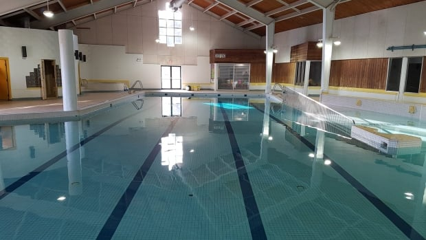 Free swims offered sundays at montague pool cbc news for Exercise pool canada