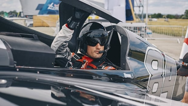 Pete McLeod, an air racer from Red Lake, Ont., had a rough start to the season during the 2018 Red Bull Air Race Championship in Abu Dhabi, UAE, on Friday, Feb 2. McLeod posted a 'Did Not Finish' and was disqualified after exceeding the 12G limit.