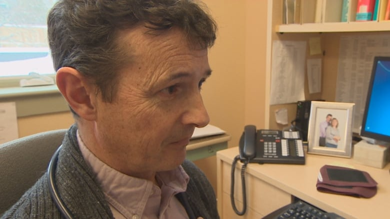 From the U K  to rural Nova Scotia: why one doctor says the low pay