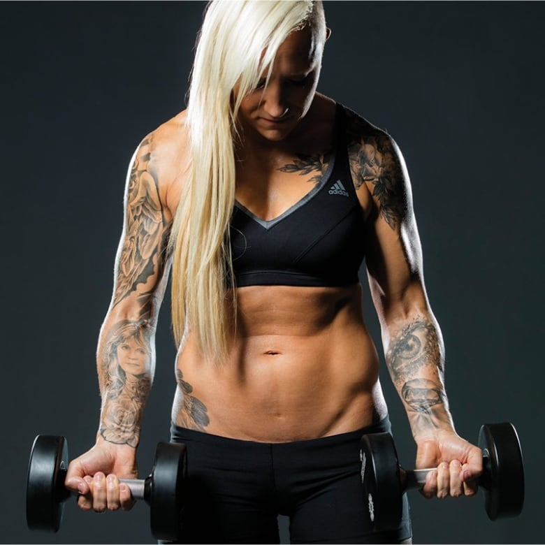 Olympic bobsledder Kaillie Humphries on making Sports Illustrated's 50 fittest list