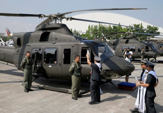 Philippines Military Helicopters