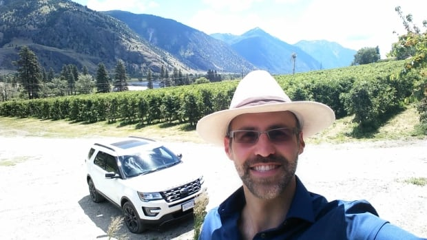 Alberta resident Chris Fodor is hoping to launch his new wine company in the spring. It is produced in B.C., but he plans to sell it in Alberta.