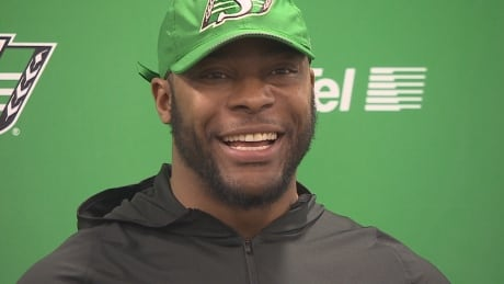 'I'm going to a good team,' says Charleston Hughes after 2nd trade on Friday sends him to Sask. Roughriders thumbnail