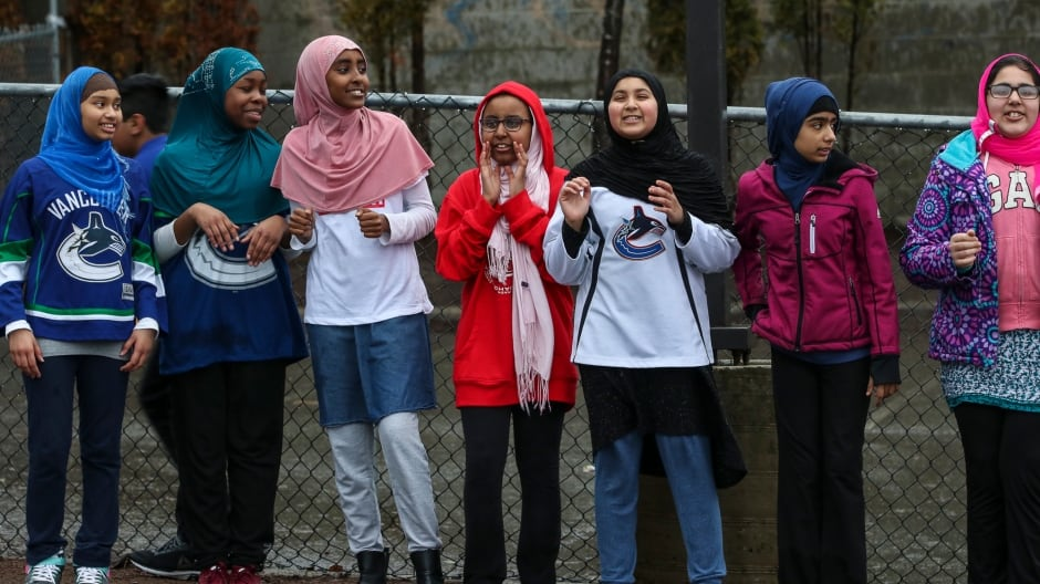 Road Hockey Tournament Surrey Muslim School