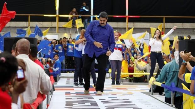 Venezuela sets presidential vote for April 22 after talks crumble