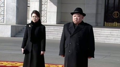 North Korea Military Parade-Kim