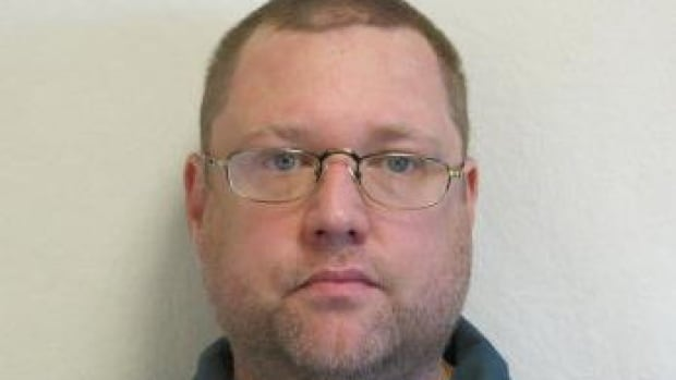 Steven Bugden, 45, escaped from the Dorchester Penitentiary on Wednesday evening, according to the Correctional Service of Canada.