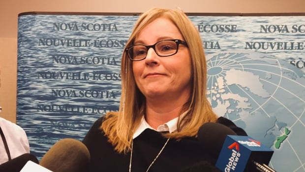 Interim PC Leader Karla MacFarlane said she found her physical appearance was constantly under scrutiny after she was elected.
