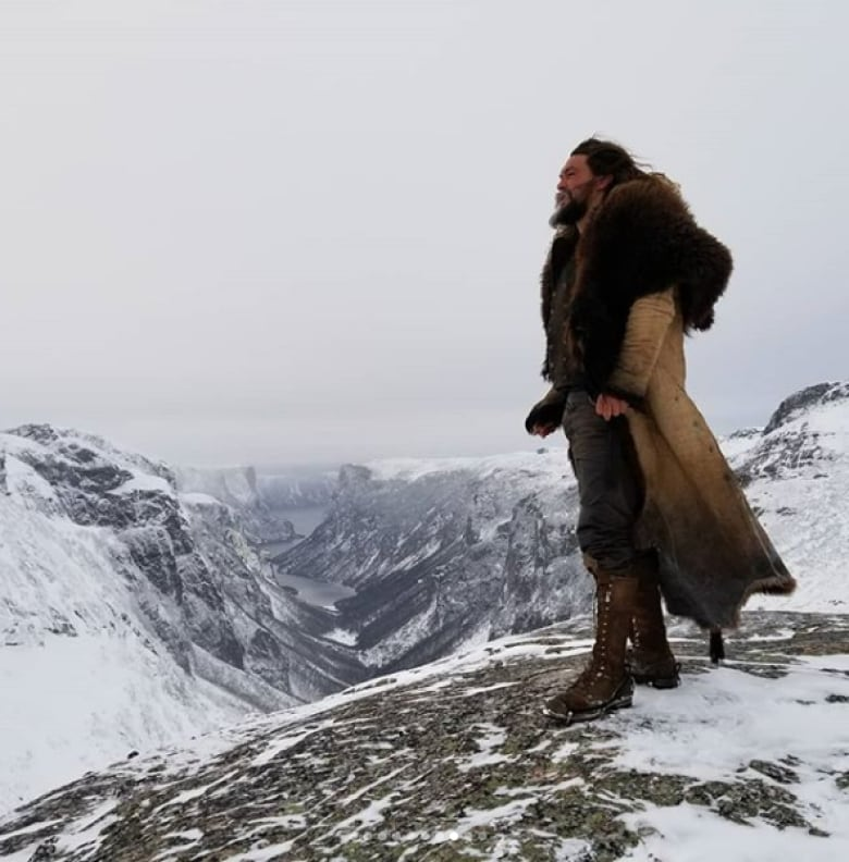 Jason Momoa Tour Of N.L. Shooting Locations Boost For