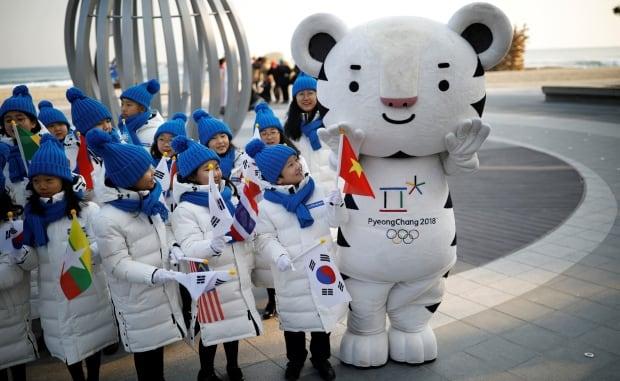 OLYMPICS-2018/FLAME