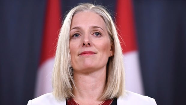 Environment Minister Catherine McKenna introduces new legislation governing the assessment and approval of major projects like mines, pipelines and hydro drams.