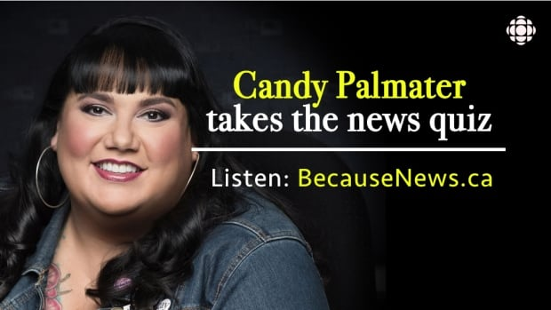 Candy Palmater Because News