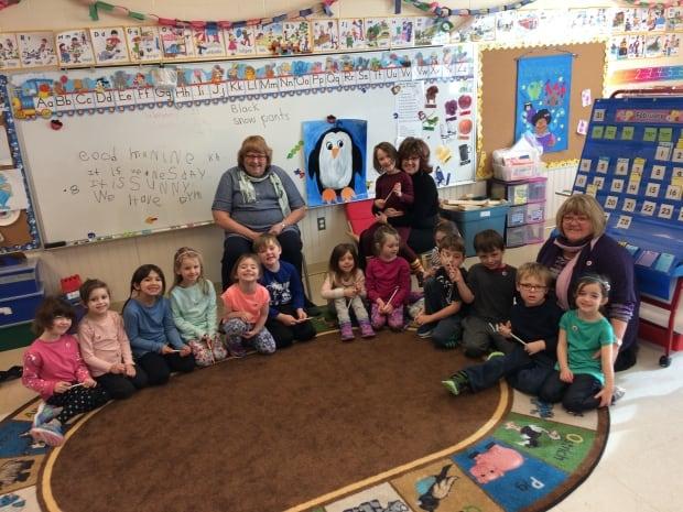 Kindergarten kindness
