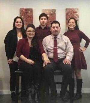 Lacquette family