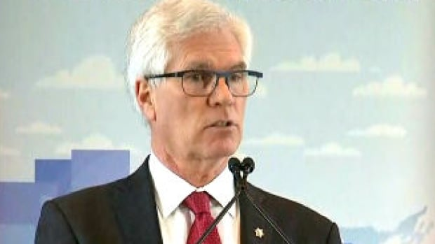 Speaking in Calgary on Thursday, federal Natural Resources Minister Jim Carr reiterated Ottawa's position that B.C. will not be allowed to stand in the way of the multi-billion dollar Trans Mountain pipeline expansion project.