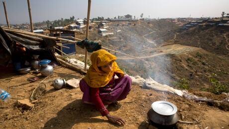 Myanmar Food As A Weapon