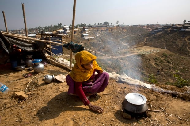 Myanmar Food As A Weapon