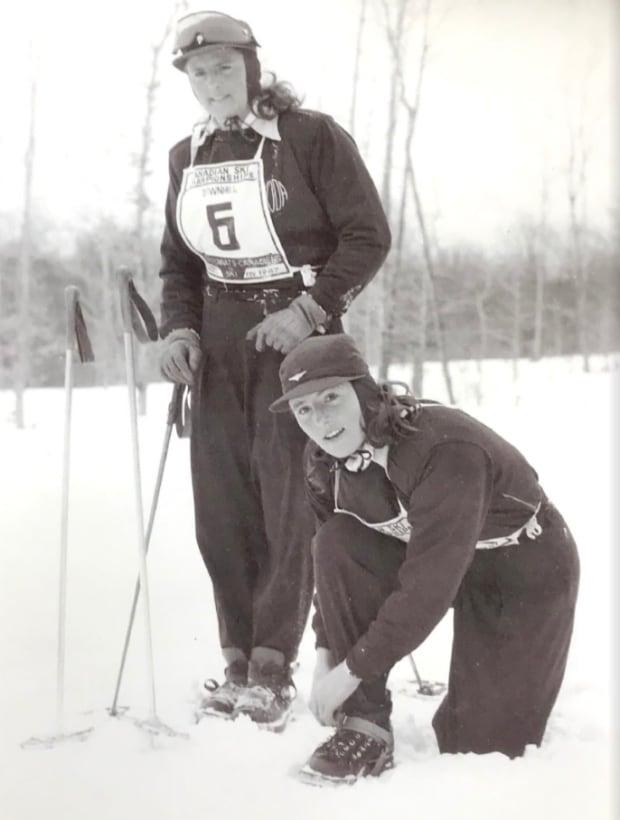 Rhona and Rhoda Wurtele