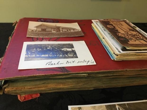 postcards WWI