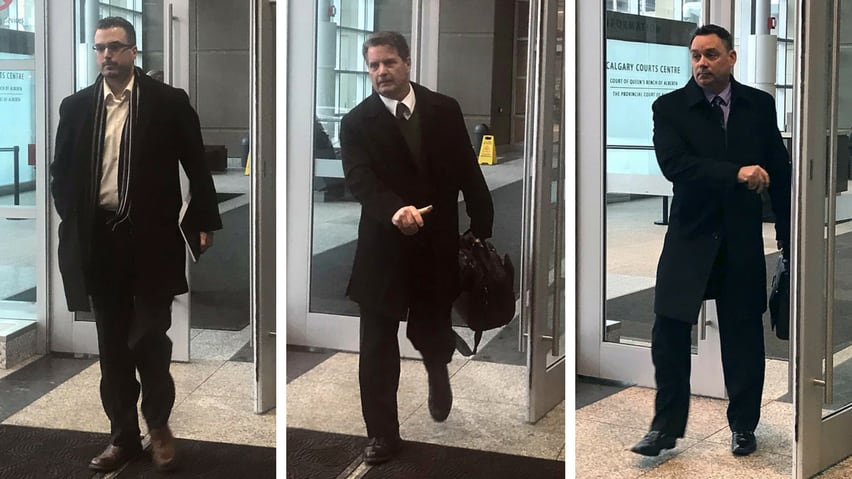 Calgary officer on trial for corruption admits he did