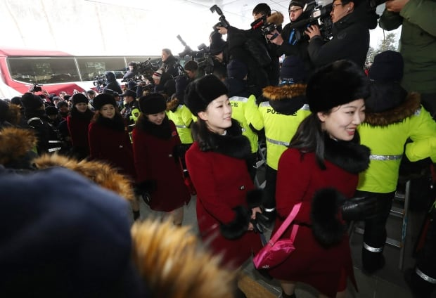 APTOPIX South Korea Koreas Olympics