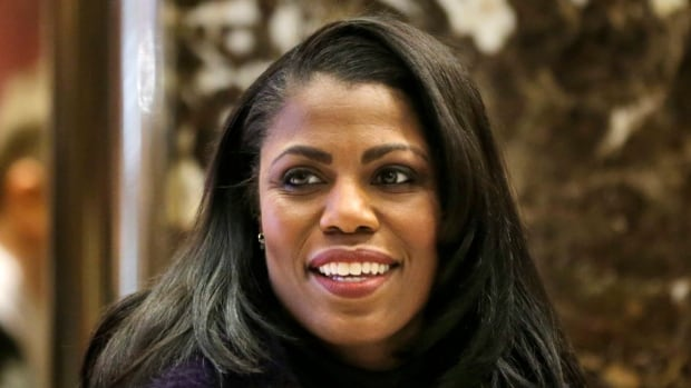Omarosa Manigault Newman is a cast member on Celebrity Big Brother and a former White House aide.