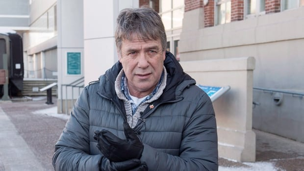 Former Nova Scotia NDP MP Peter Stoffer says people know he's a 'hugger' and 'touchy person.'