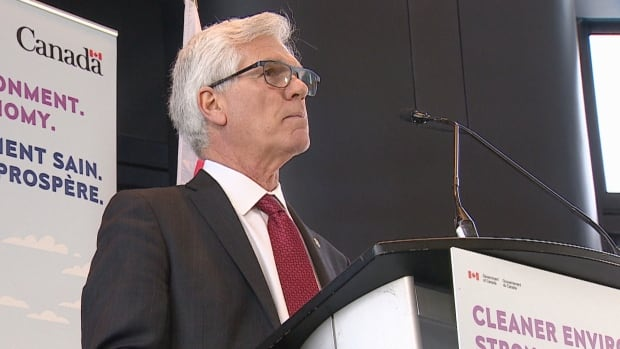 Speaking in Calgary on Thursday, federal Natural Resources Minister Jim Carr said Ottawa's new environmental assessment process would strengthen the economy and attract investment.