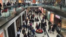 Eaton Centre shopping