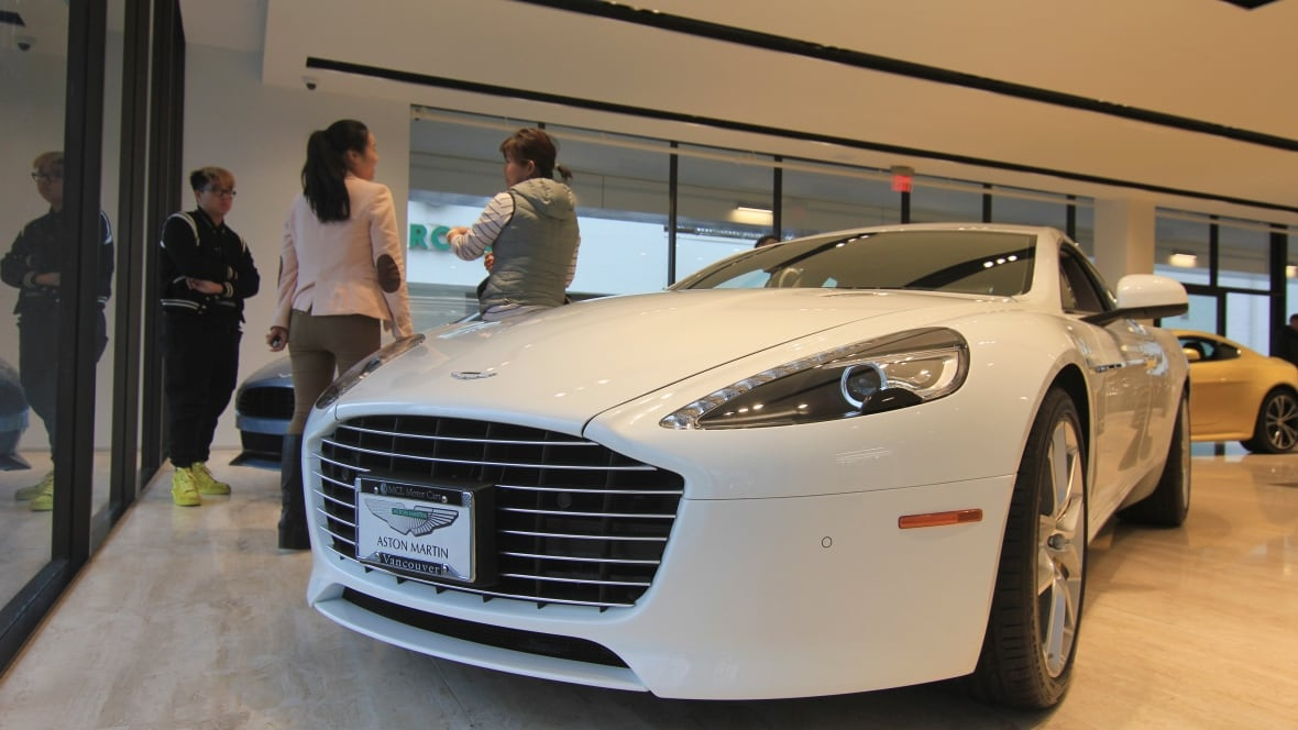 '25 Per Cent Is a Big Number': BC Luxury Car Dealers Brace for Impact of New Surtax