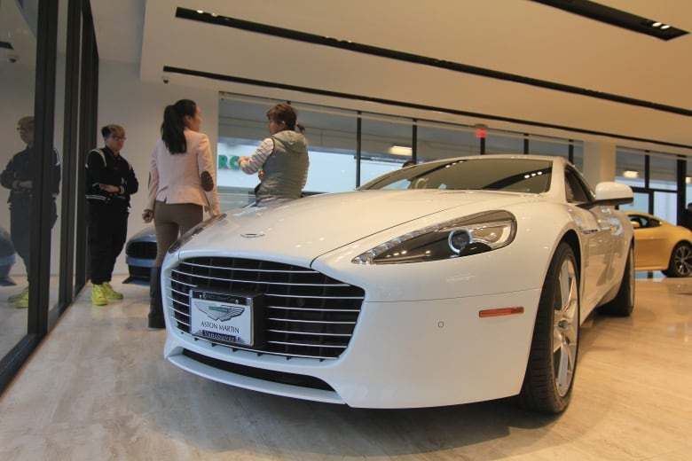 Luxury Vehicle Sales In Canada Still Booming But Higher Interest
