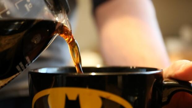 GP Fireman Coffee