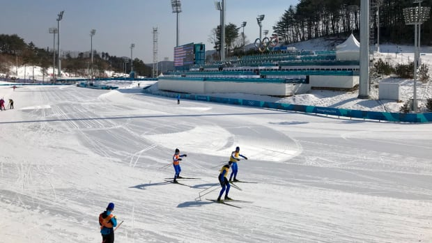 At the Alpensia venue in Pyeongchang, temperatures are plummeting to –20 C with wind chill.