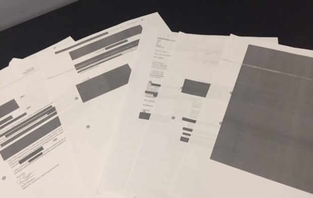 Funeral industry - redacted documents