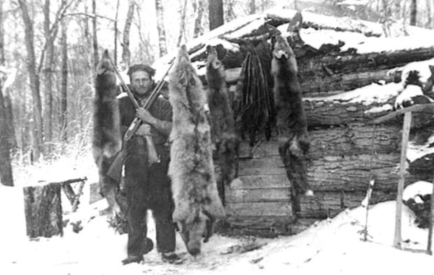 ALex Henschell, Manitoba trapper