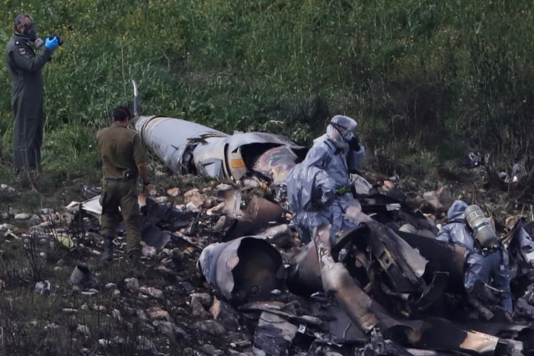 Severe blows' delivered to Syria and Iran, says Israel's