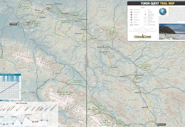 Musher Allen Moore Begins Final Leg Of Yukon Quest With Big Lead