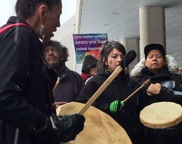 Colten Boushie rally in Toronto