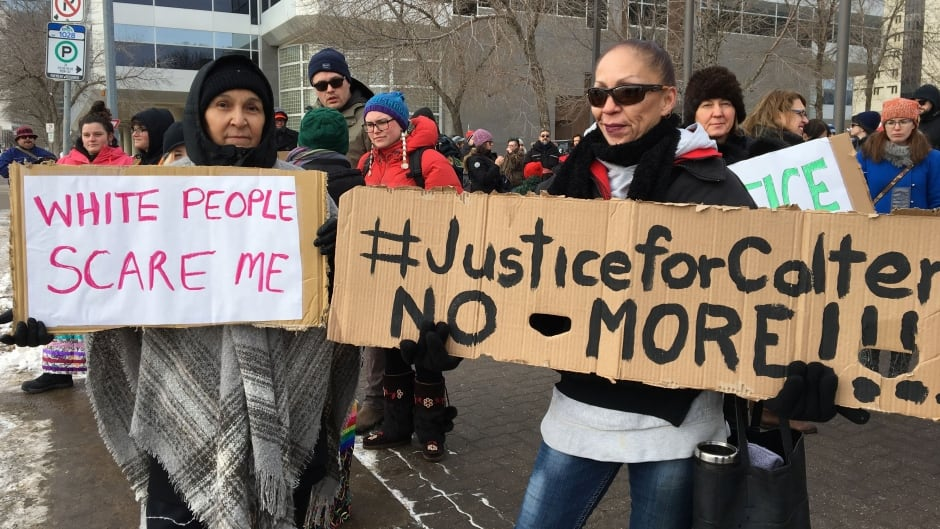 Kenora community rallies for justice for Colten Boushie after trial verdict