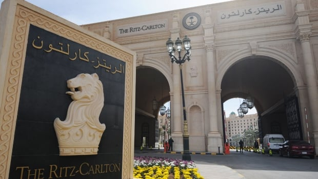 Ritz in Riyadh Opens for Public