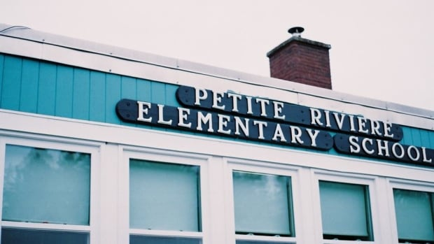 Petite Rivière Elementary School is located about 20 minutes outside Bridgewater on Nova Scotia's South Shore.