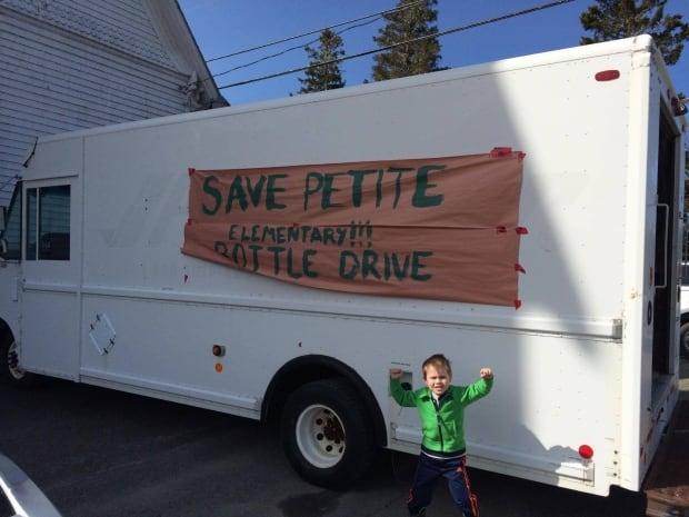 Petite fundraising