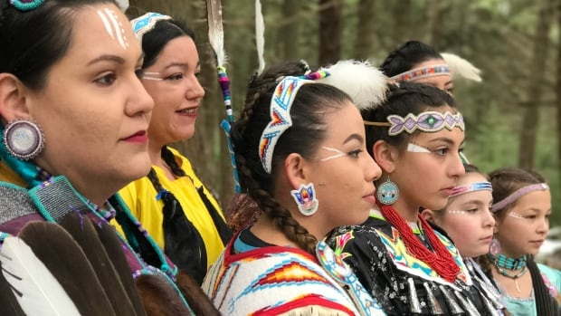 The video for Classified's song Powerless will feature Mi'kmaq women performing the jingle dress dance.
