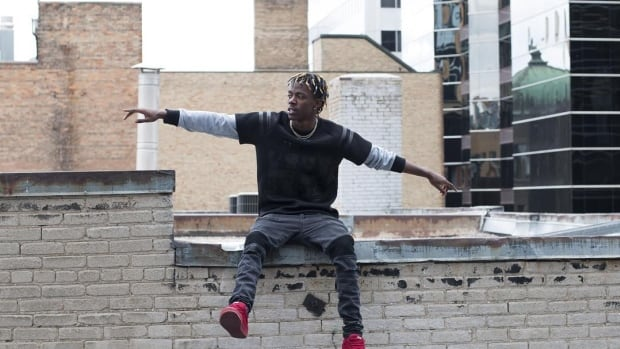 Nineteen-year-old rapper Bonfice has his eyes fixed on making a name for himself in Regina and beyond. He's one of several artists who've come to the Queen City from Nairobi, finding people who share a passion for hip hop.