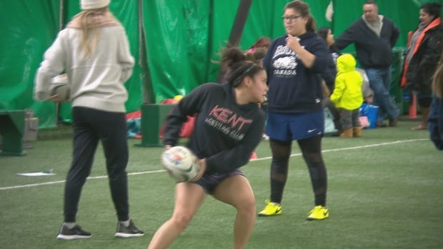 Twenty-four players from Indigenous communities across New Brunswick have been selected to play at an under-18 national tournament in Vancouver.