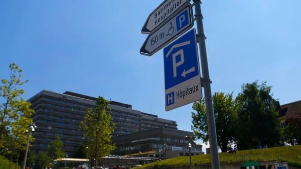 The Lausanne University Hospital in Switzerland.