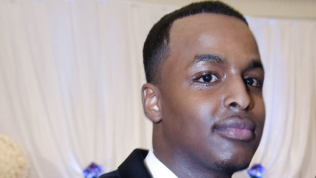 Egal Daud, 30, was found dead inside a vehicle in Nepean on Sunday, Feb. 11, 2018.