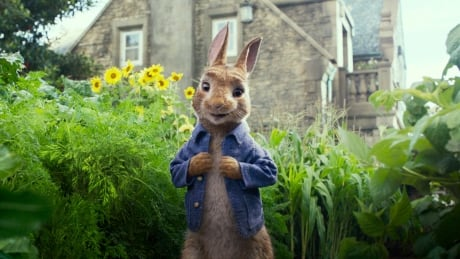 Peter Rabbit filmmakers and studio apologize for insensitively depicting character's allergy thumbnail
