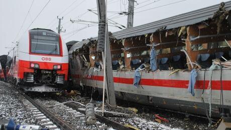 AUSTRIA TRANSPORT ACCIDENT